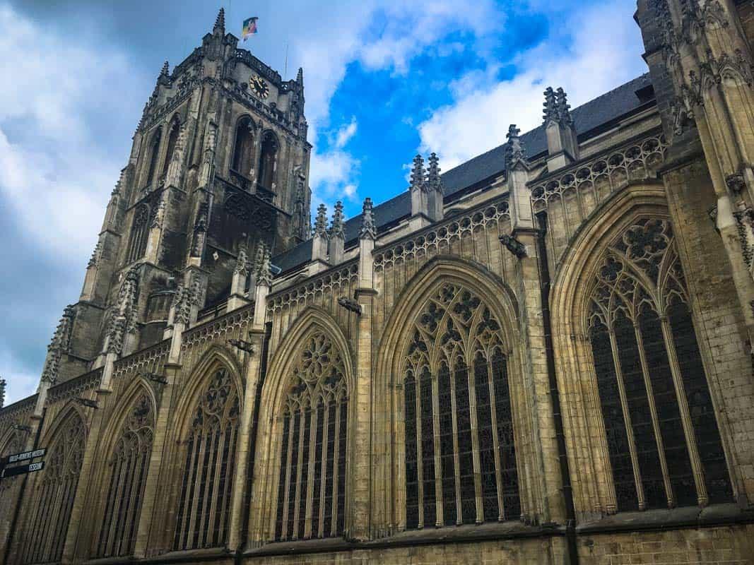Tongeren ældste by i Belgien – Flandern, Belgienv