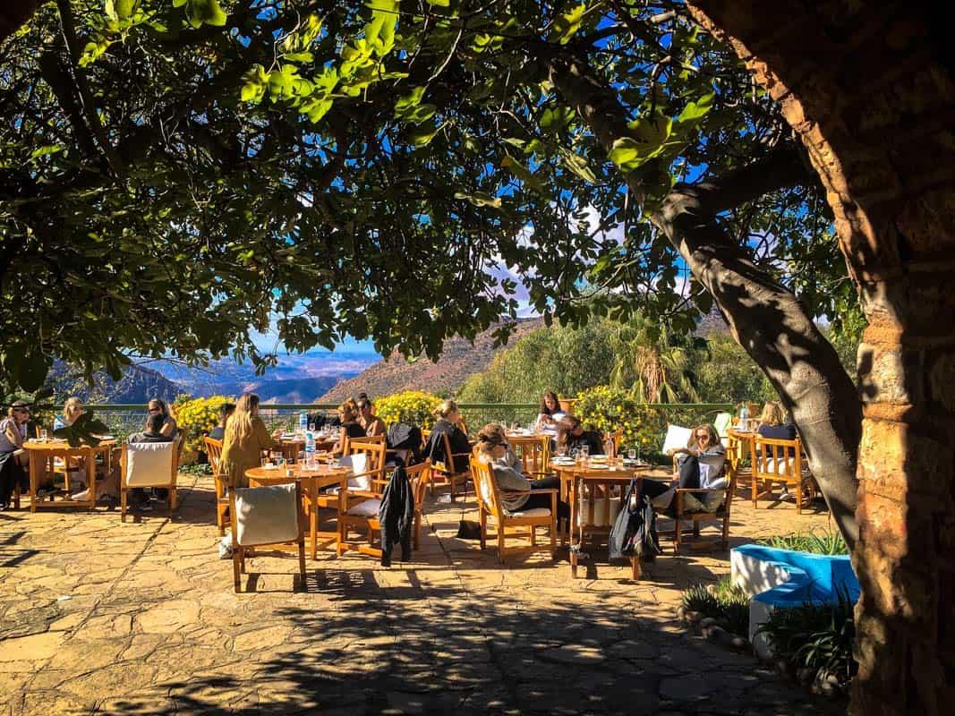 Paradis Valley i Atlasbjergene – Marokko