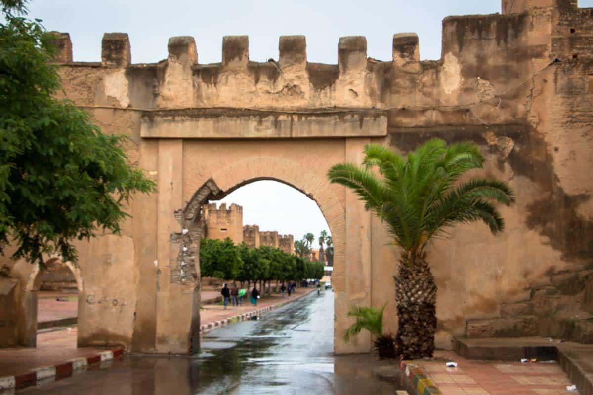 12 postkort fra Agadir og omegn – Marokko