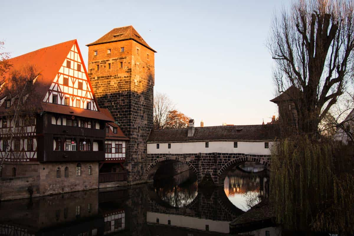24 timer i Nürnberg – Tyskland