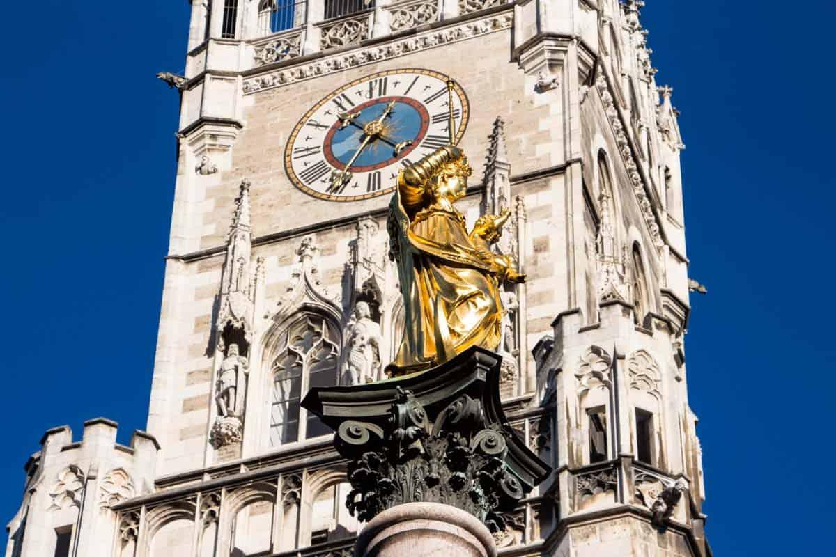 Julemarkeder i München og Nürnberg – Tyskland