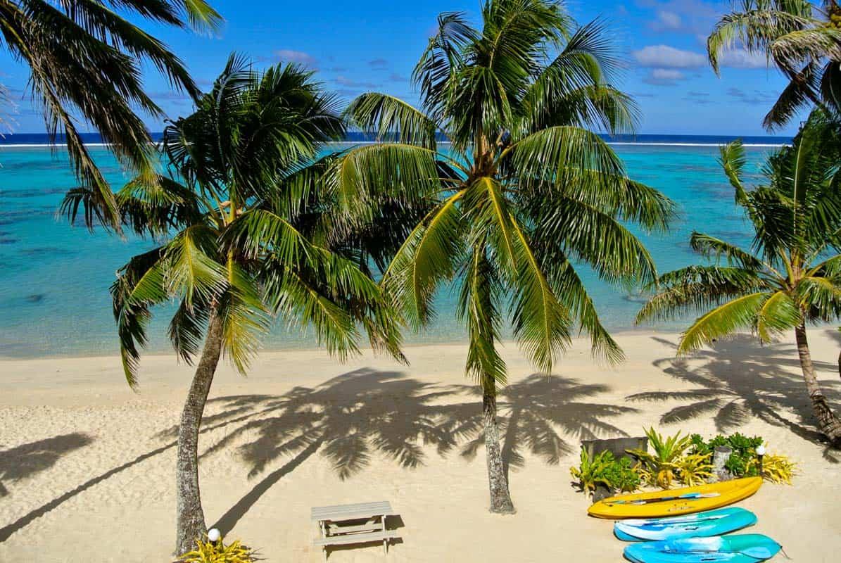 Delt af Cook Island Tourism