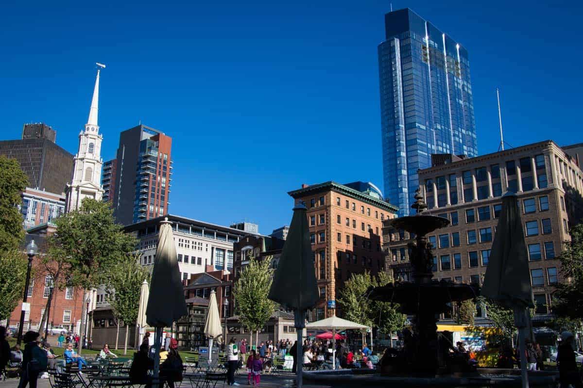 24 timer i Boston – Massachusetts, USA