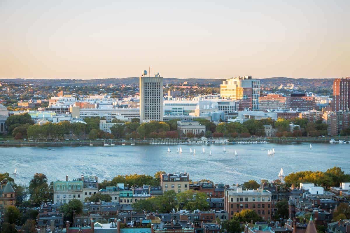 Anmeldelse af Sheraton Boston Hotel – Boston, USA