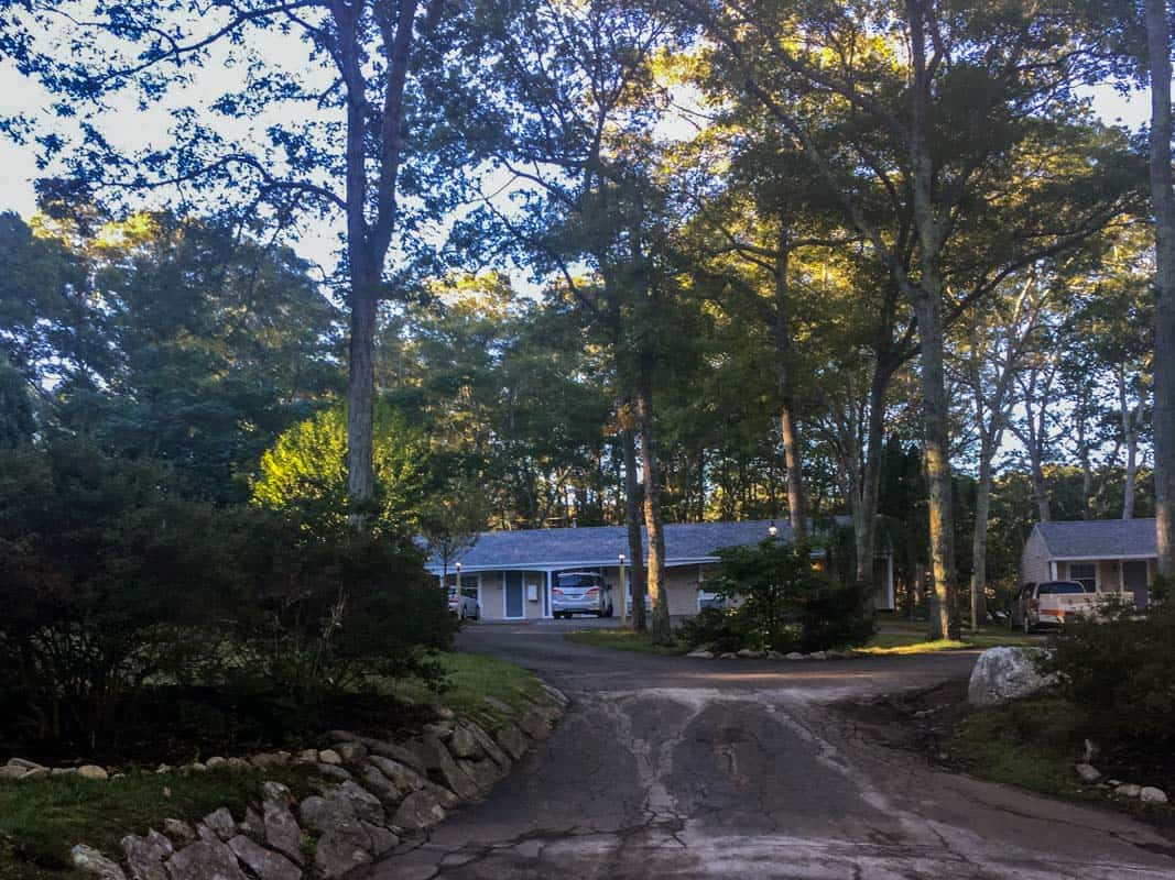 Anmeldelse af overnatningssteder - Det Ultimative Road Trip New England, USA