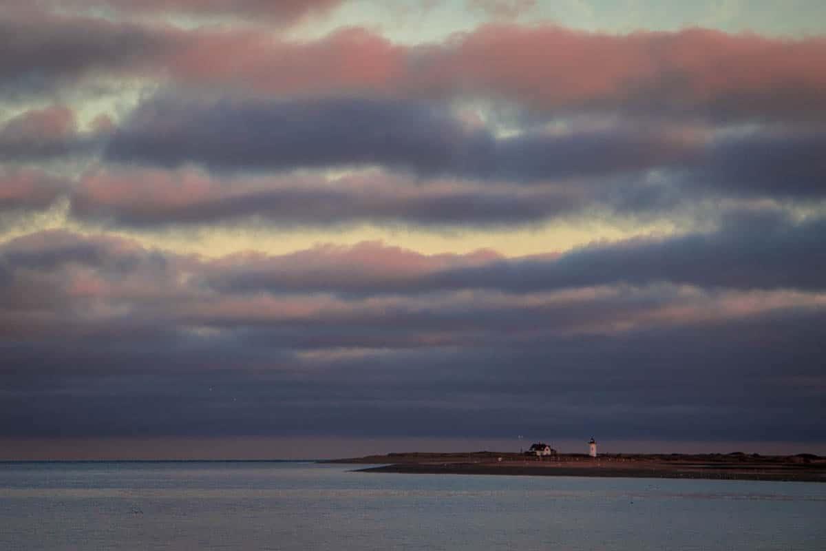 Cape Cod National Seashore ved Atlanterhavet – Massachusetts, USA