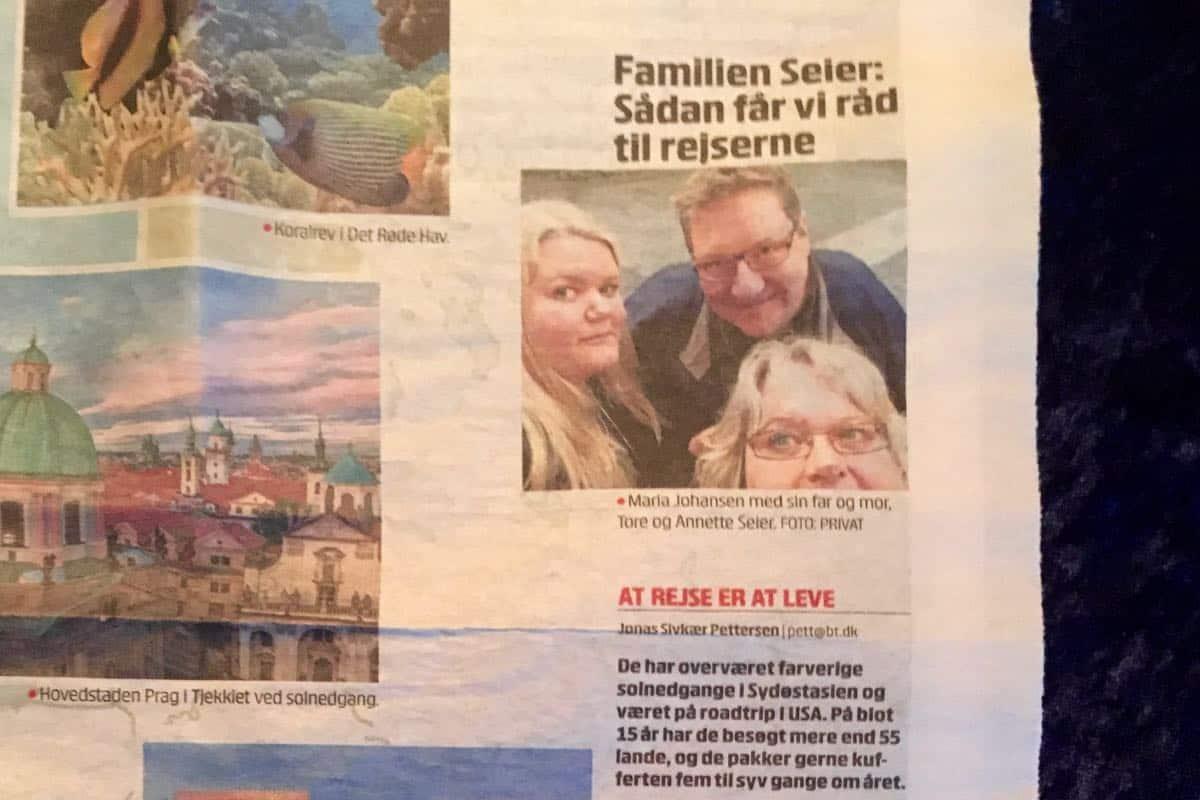 OnTrip.dk har igen været i avisen, denne gang BT