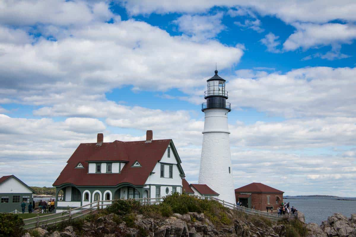 Rejsetanker om Det Ultimative Road Trip – New England, USA