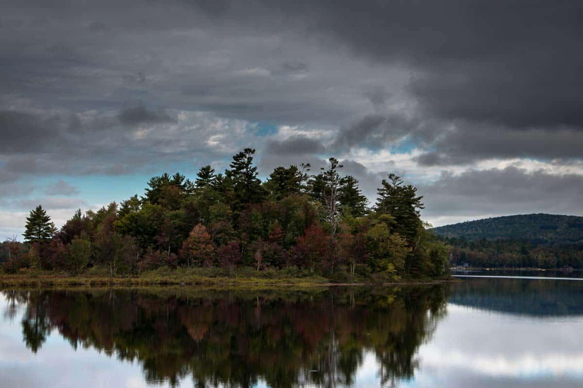 Rejsetanker om Det Ultimative Road Trip – New England, USA