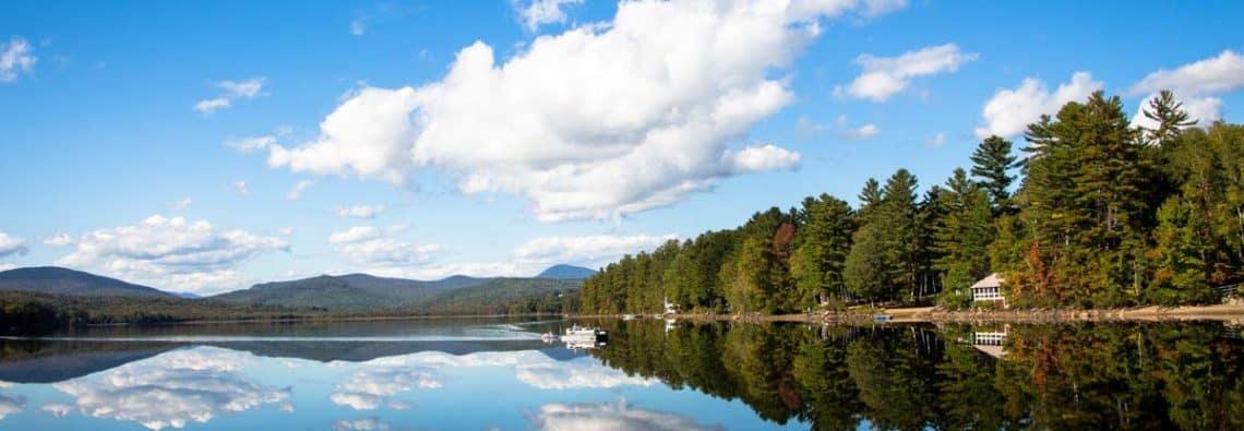 12 postkort fra Det Ultimative Road Trip - New England, USA