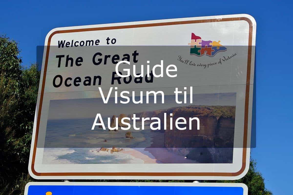 Guide Visum til Australien