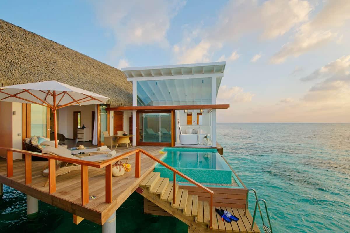 Maldiverne verdens ø-paradis