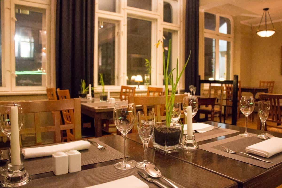 3 gode restauranter i Kühlungsborn - Tyskland