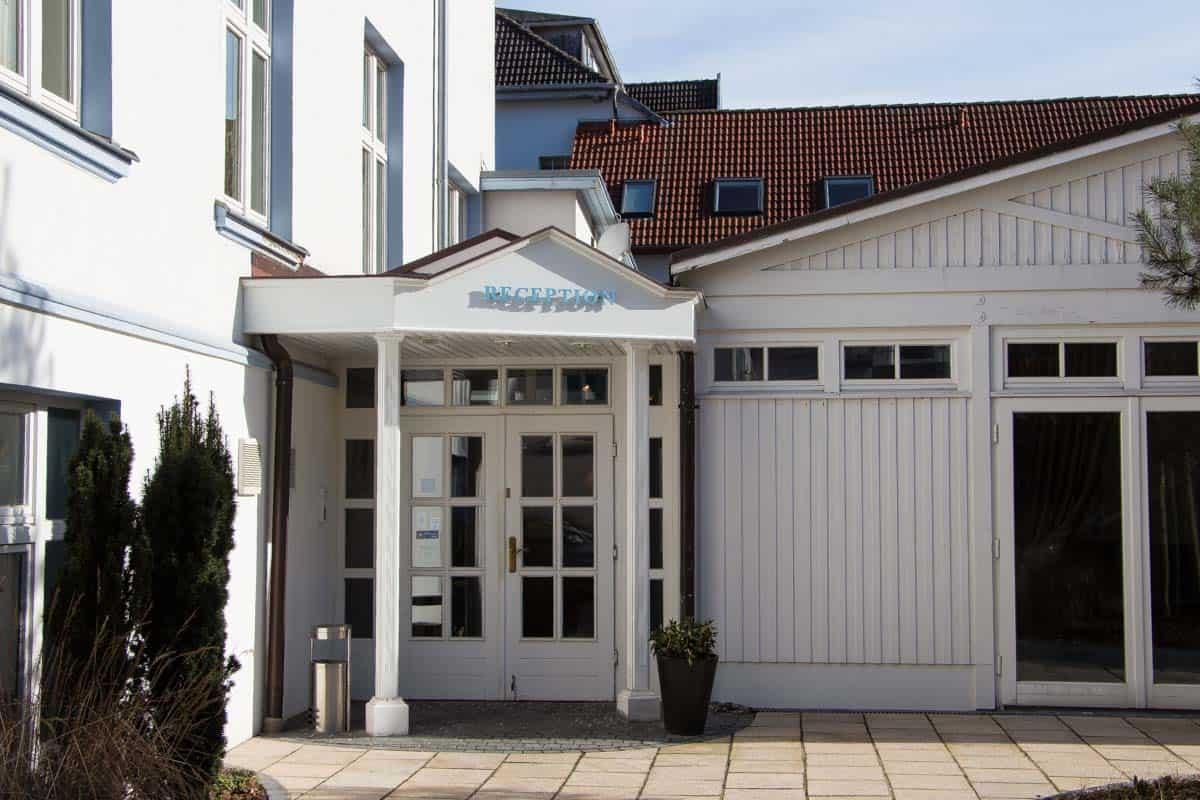 Anmeldelse af Hotel Polar-Stern - Kühlungsborn, Tyskland