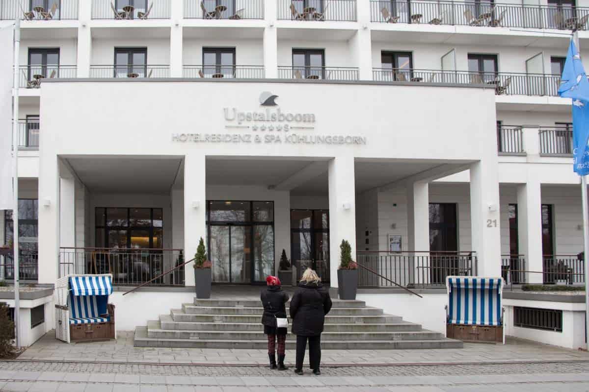 Anmeldelse af Upstalsboom Hotelresidenz & SPA Kühlungsborn - Tyskland