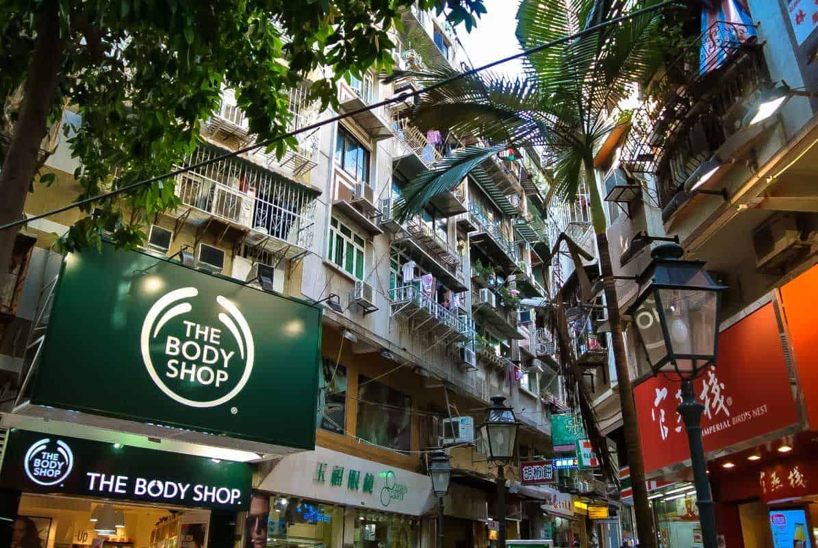 12 Postkort fra Macau