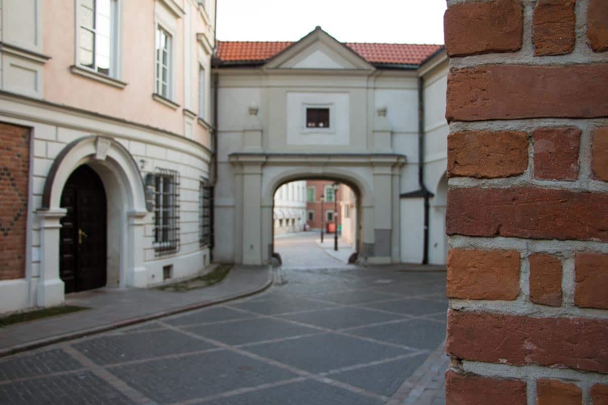 Postkort fra Warszawa - Polen