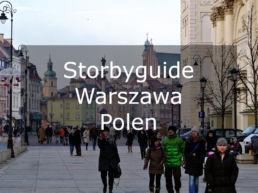 Storbyguide Warszawa, Polen
