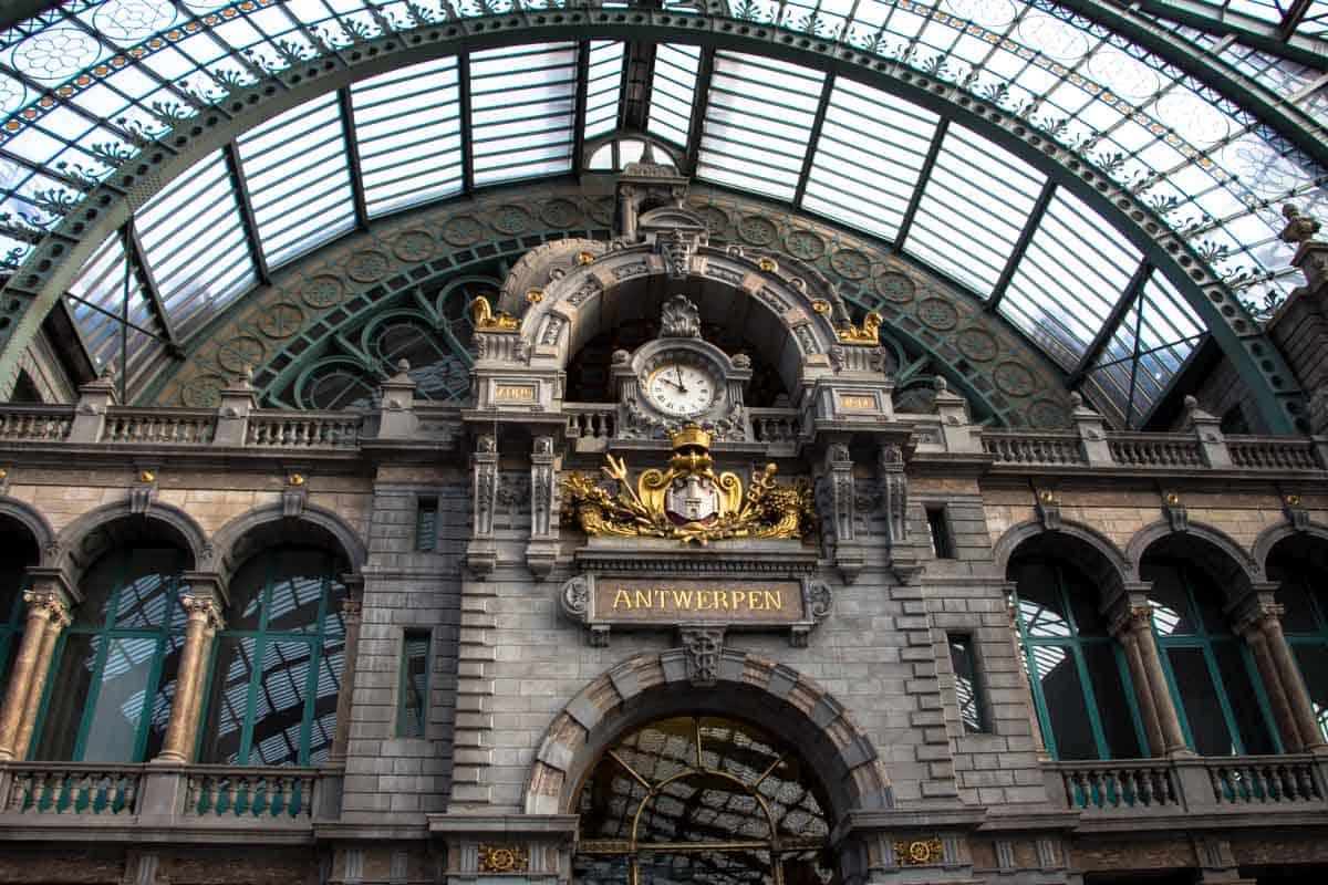 24 timer i Antwerpen – Flandern, Belgien