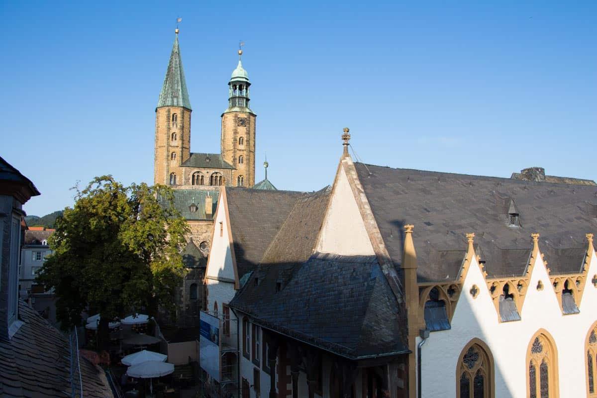 Anmeldelse af hotel Kaiserworth – Goslar, Tyskland