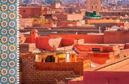 Marrakech Smag, steder og stemning