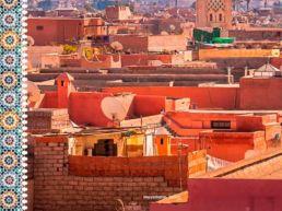 Boganmeldelse: Marrakech Smag, steder og stemning