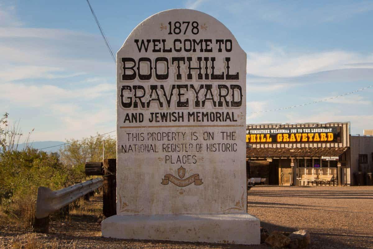 Det vilde vesten og spøgelsesbyer i det sydvestlige Arizona - USADet vilde vesten og spøgelsesbyer i det sydvestlige Arizona - USA