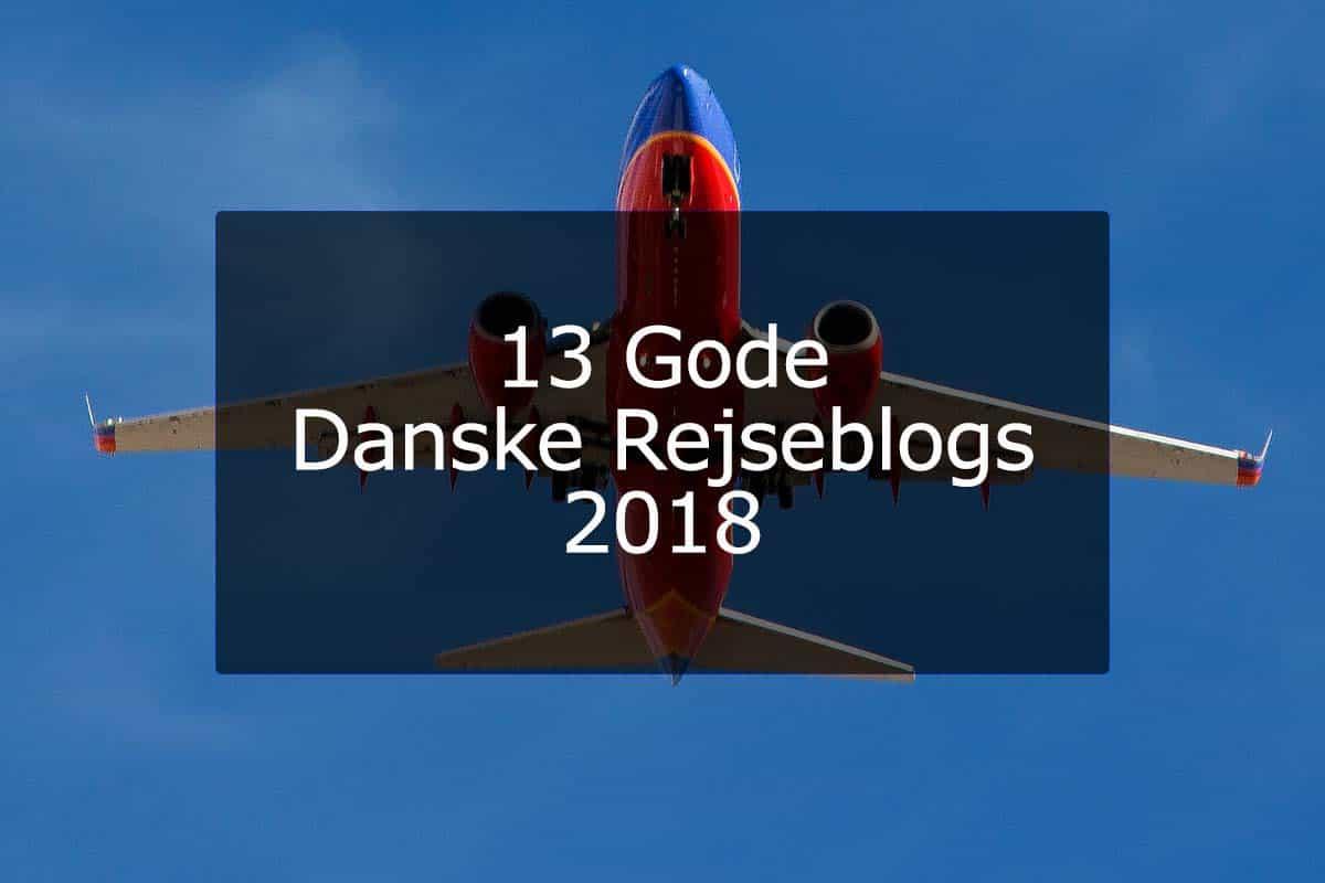 13 Gode Danske Rejseblogs 2018
