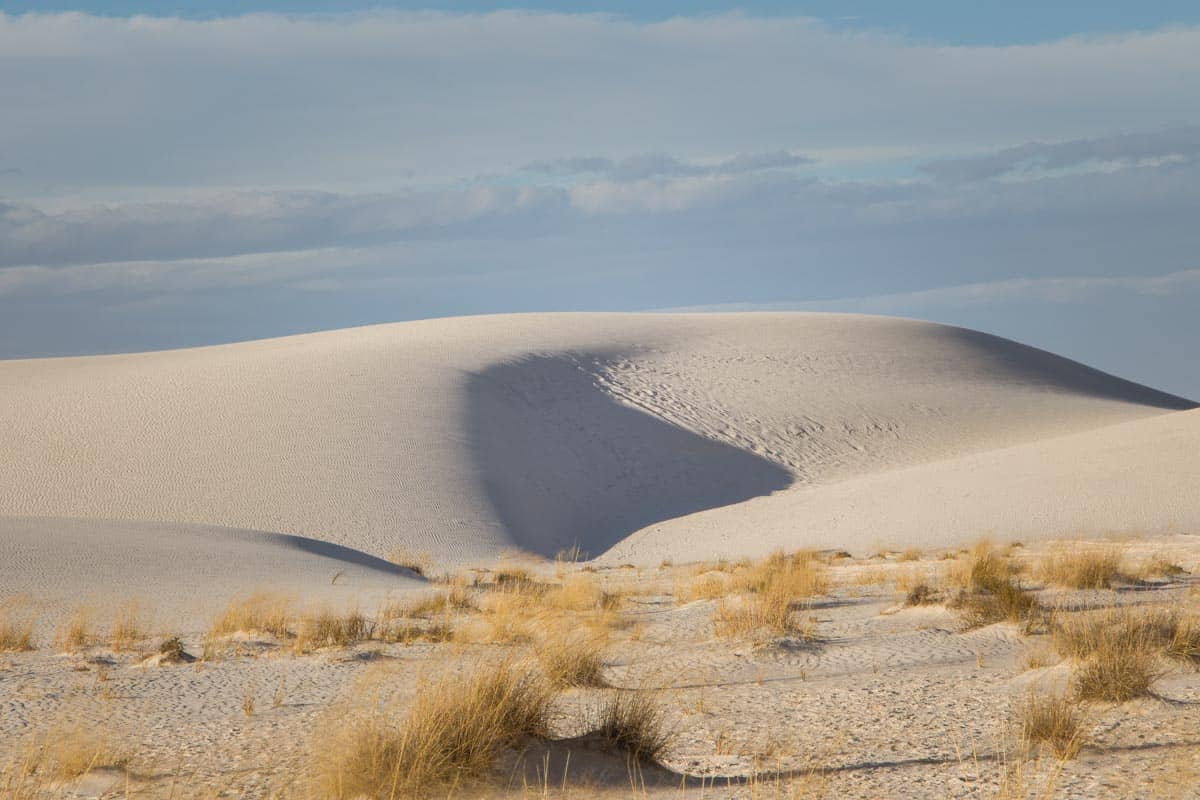 Fantastisk White Sands med de enorme sandklitter - New Mexico, USA - OnTrip.dk XZ77