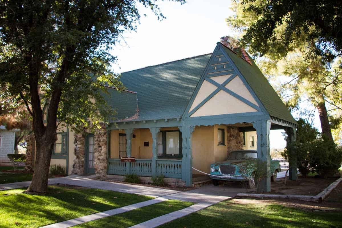 Frilandsmuseet Clark County Museum - Las Vegas, USA