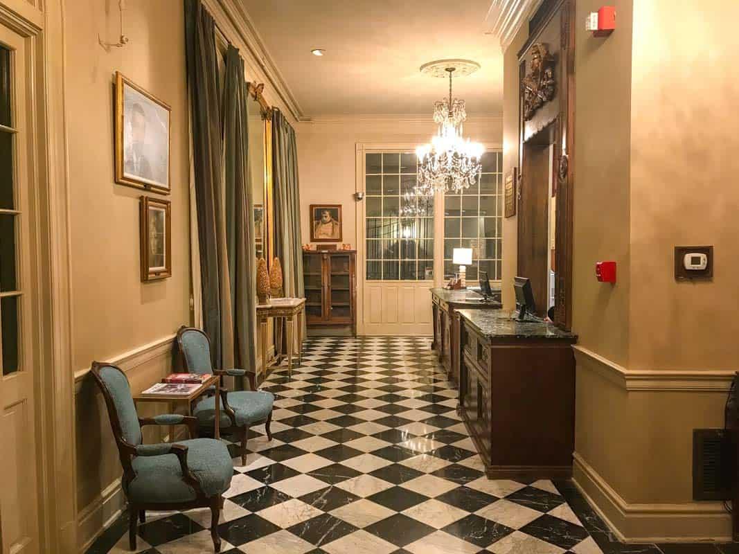 Anmeldelse af Hotel Provincial - New Orleans, USA