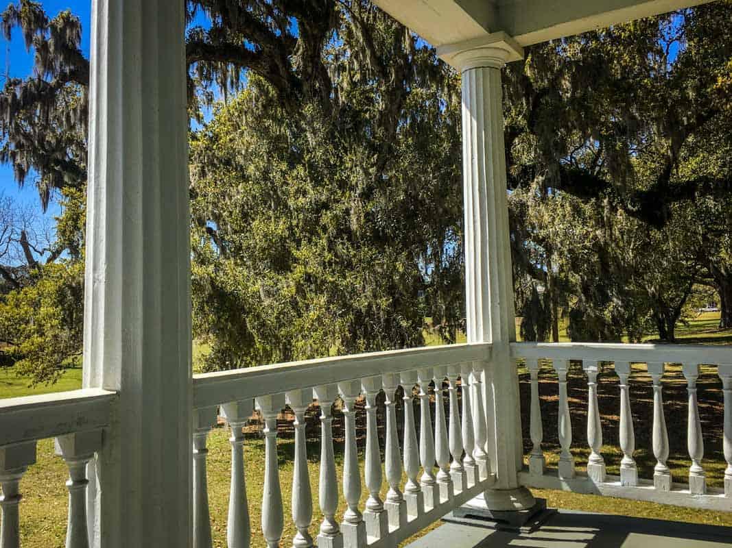 Den historiske McLeod slaveplantage - Charleston, USA