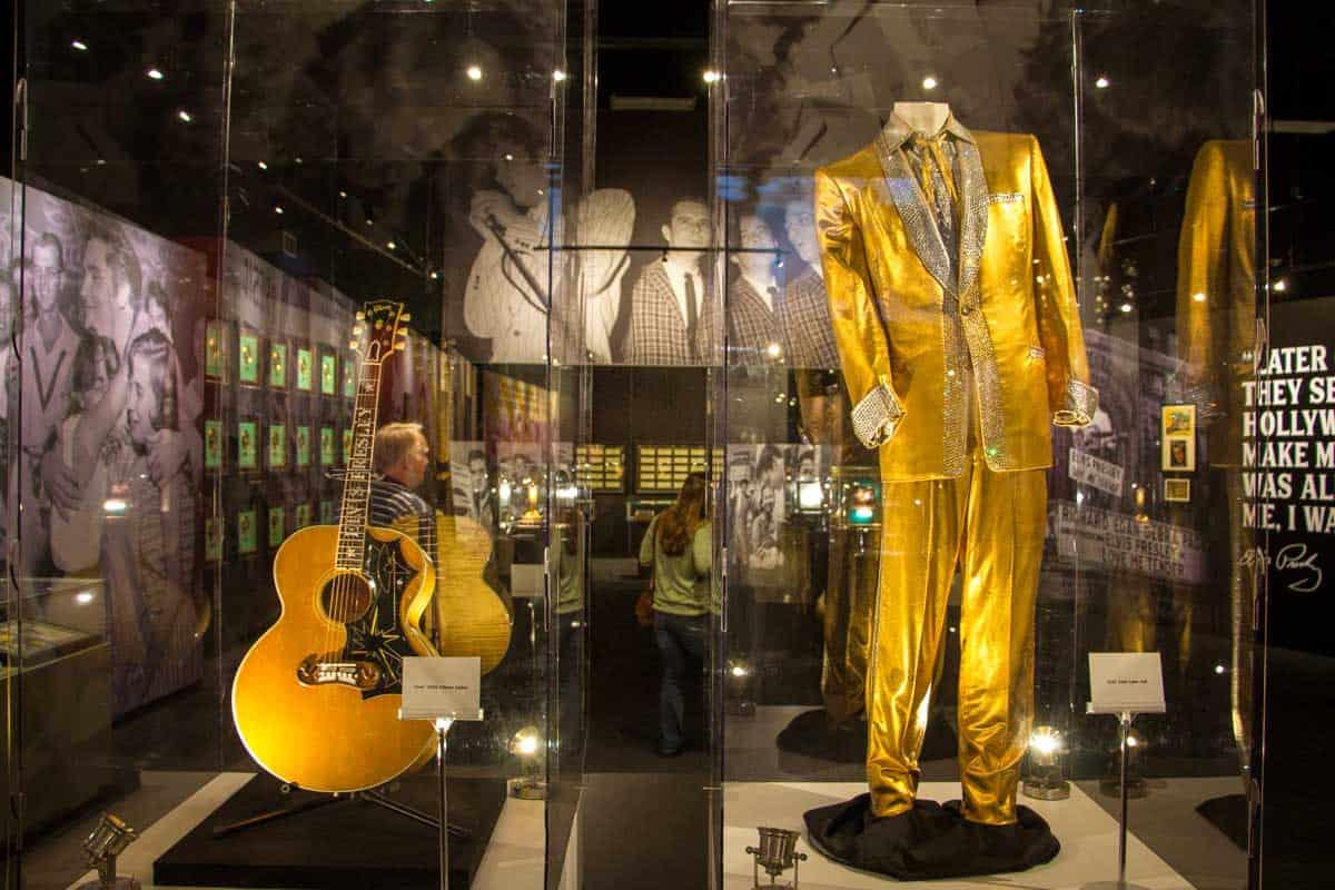 Mødet med Elvis i Graceland - Memphis, USA