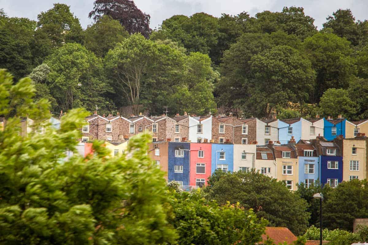 24 timer i Bristol - England
