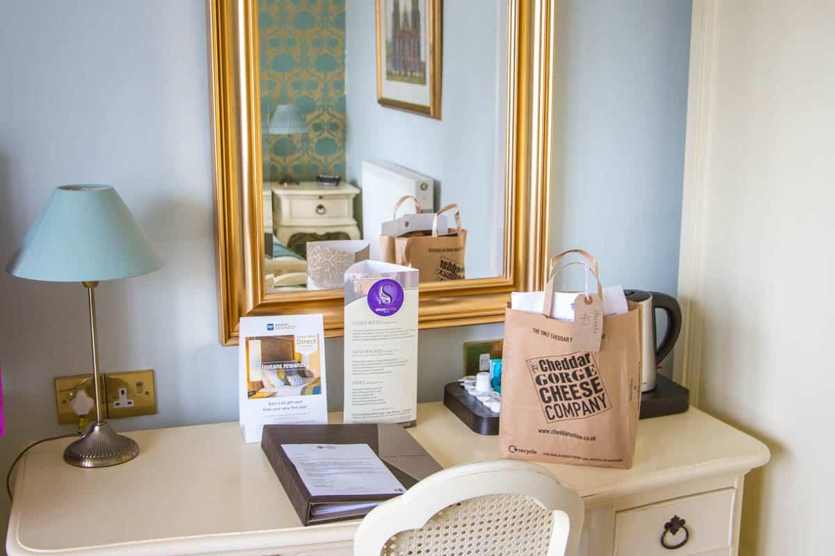 Anmeldelse af Best Western Plus Swan Hotel – Wells, England