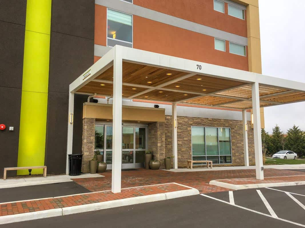 Anmeldelse af Home2 Suites by Hilton – Charles Town, USA
