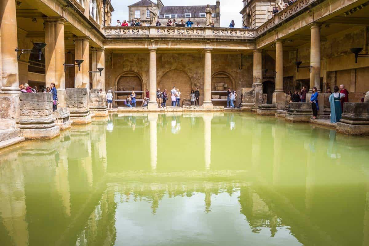 Oplevelser i UNESCO-byen Bath og omegn - England