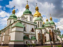 3 fascinerende kirker i Kiev - Ukraine