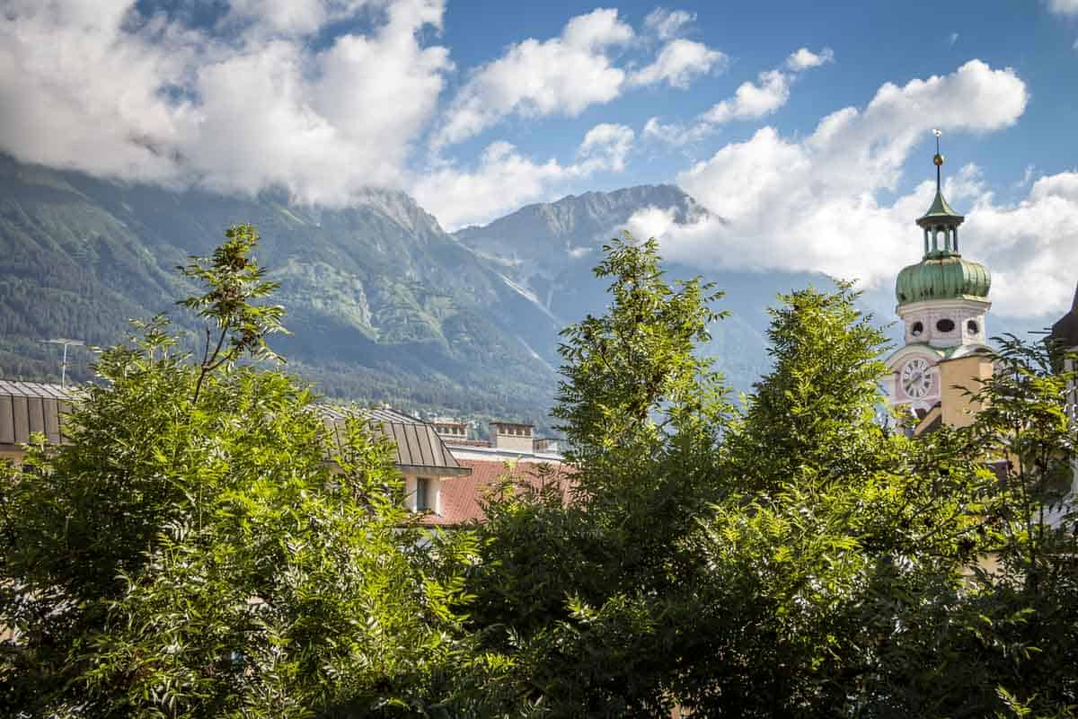 Anmeldelse af Stage 12 - Innsbruck, Østrig