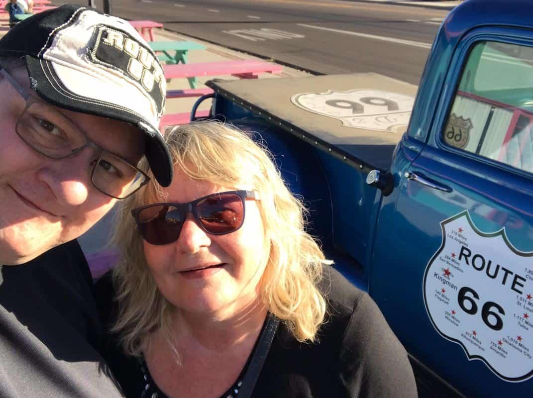 Annettes rejseklumme: Styrker rejser parforholdet?