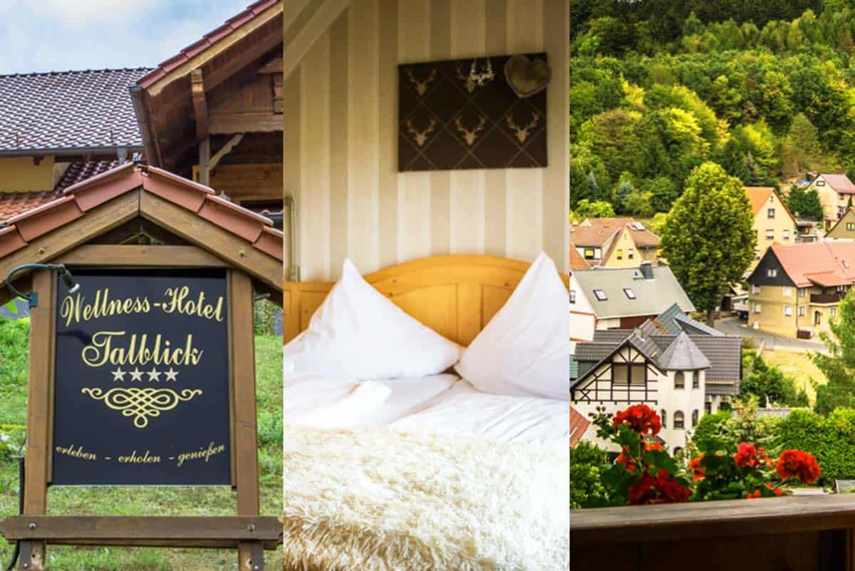 Anmeldelse af Wellnesshotel Talblick - Trusetal, Tyskland