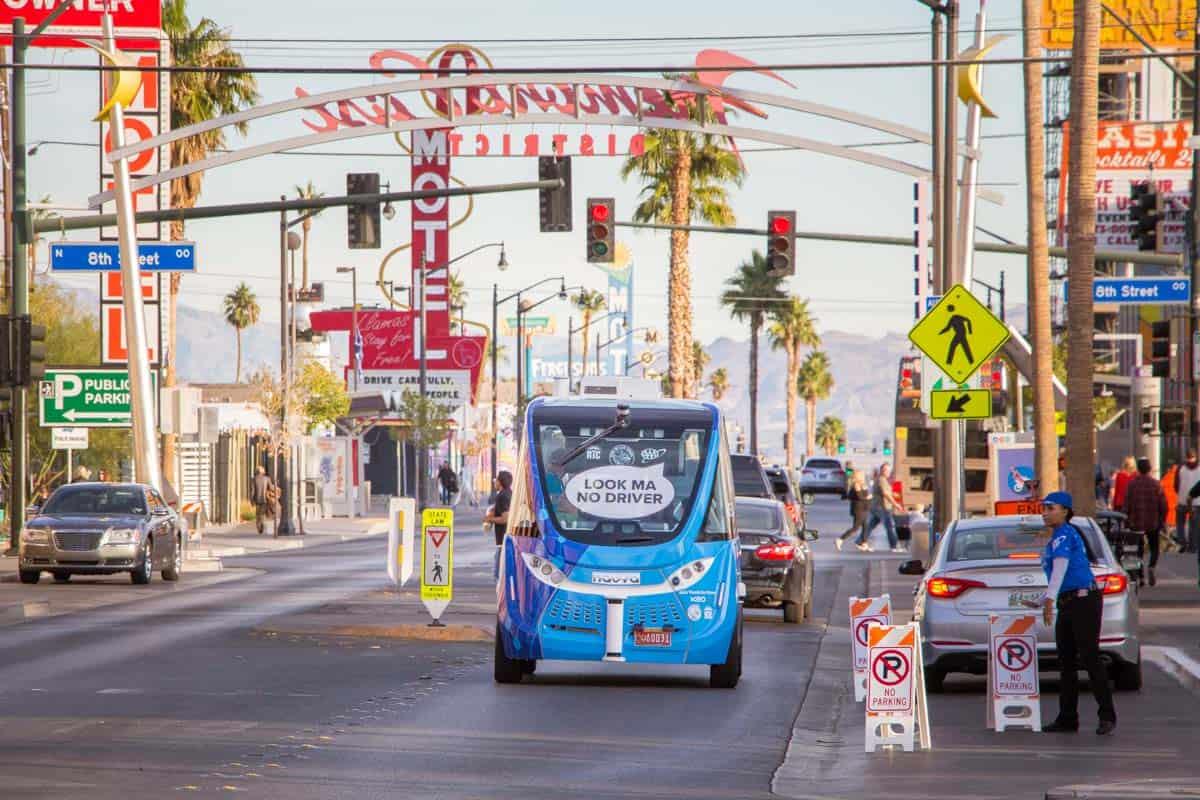 Downtown Container Park - Las Vegas, USA