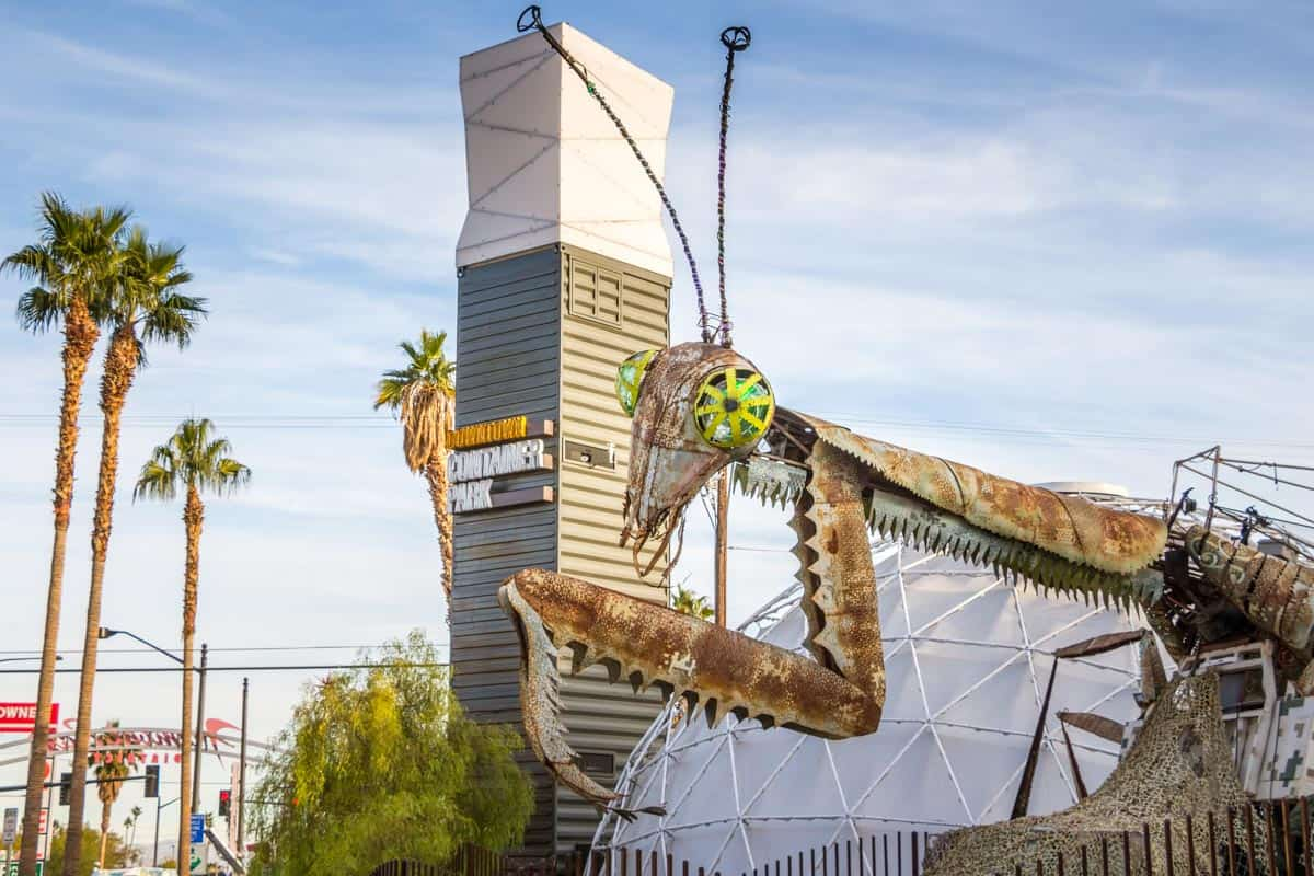 Downtown Container Park - Las Vegas, USA‏