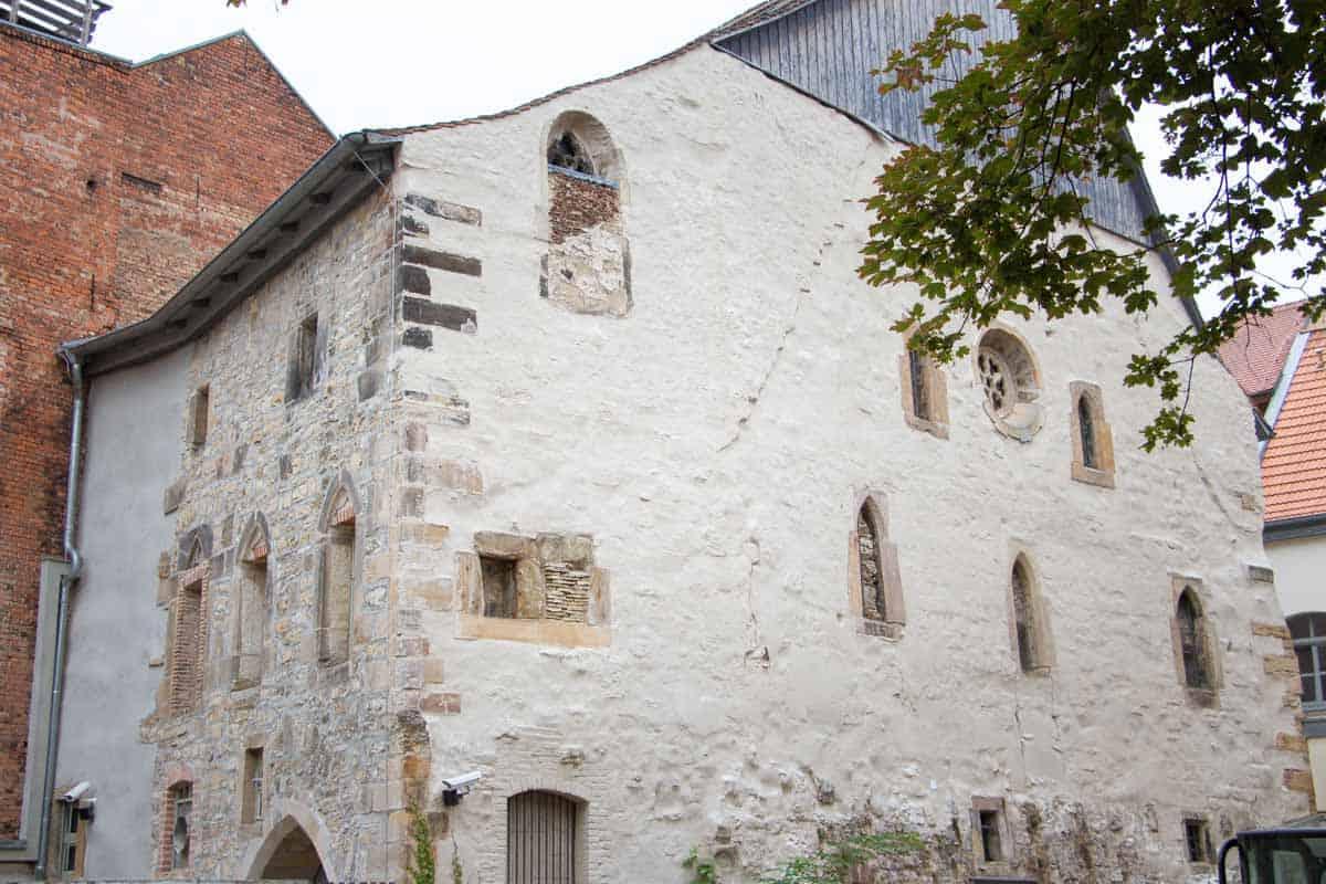 24 timer i Erfurt - Tyskland