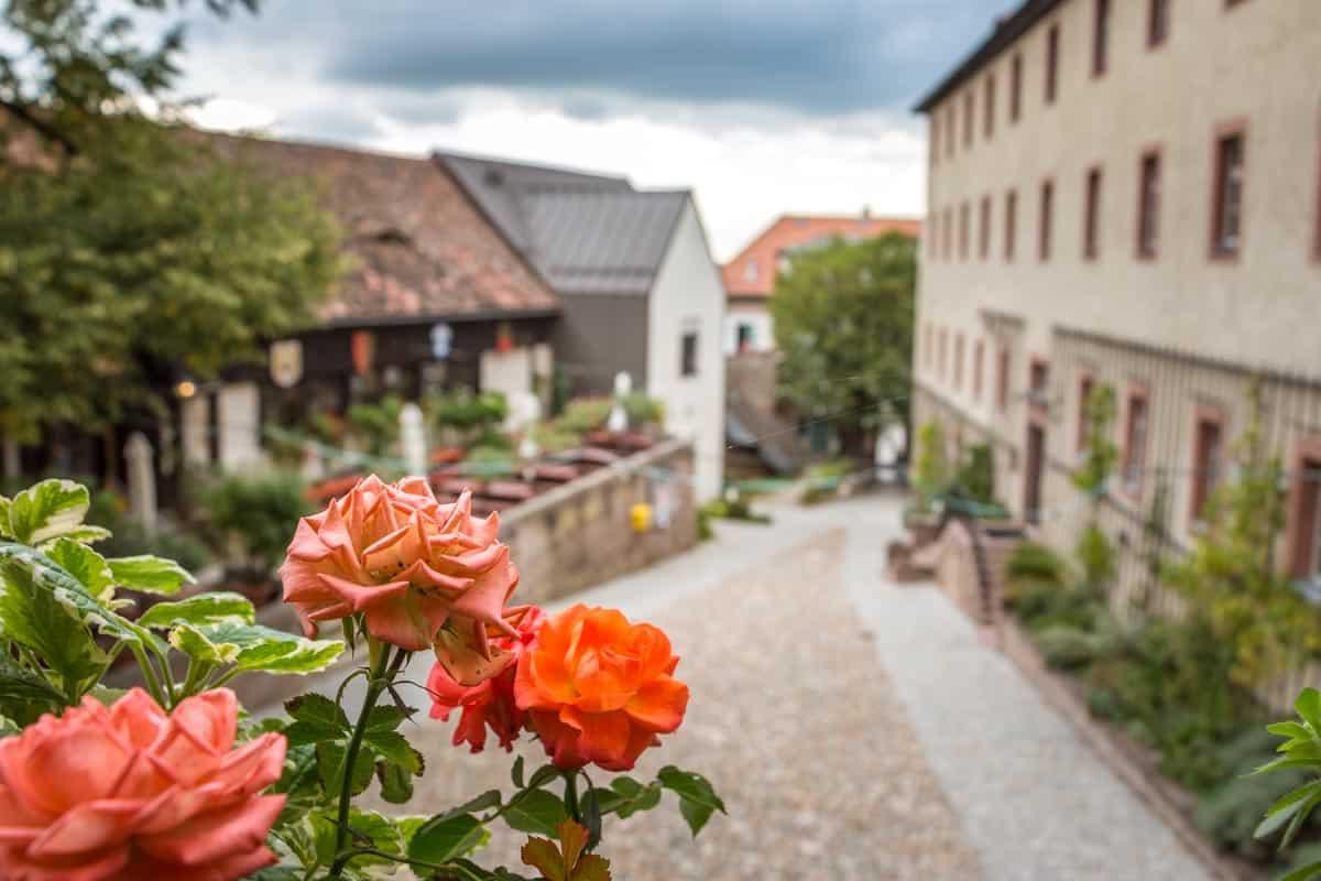 3 slotsoplevelser i Thüringen – Tyskland