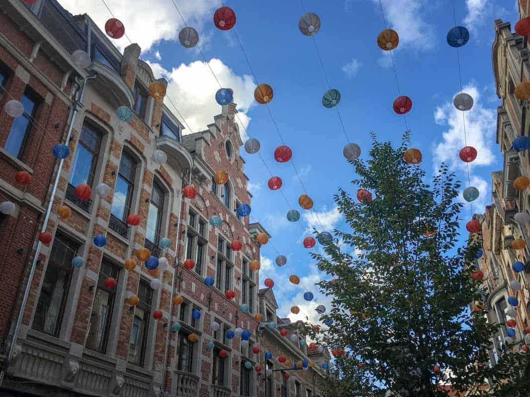 24 timer i Leuven – Flandern, Belgien