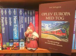 Boganmeldelse: Oplev Europa med tog