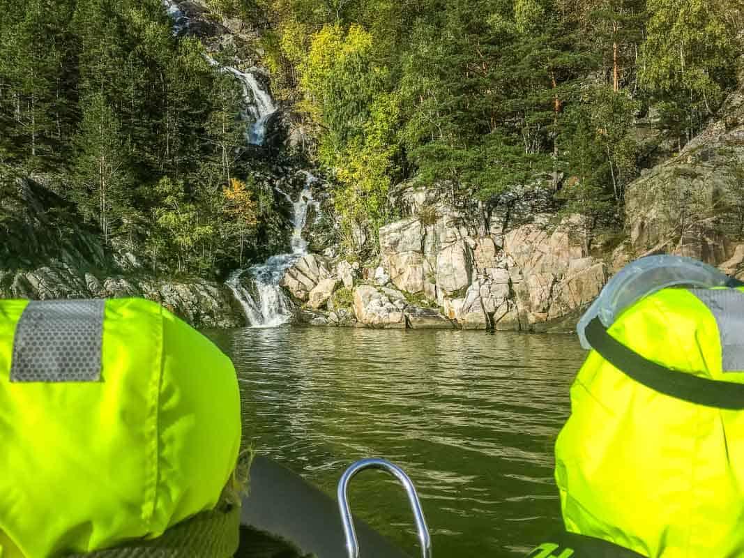 Oplevelser ved Eidfjord og omegn - Norge