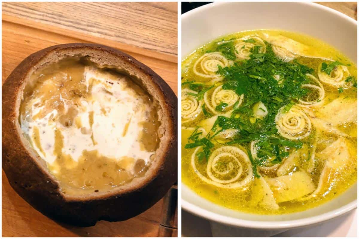 3 gode restauranter i Chisinau - Moldova