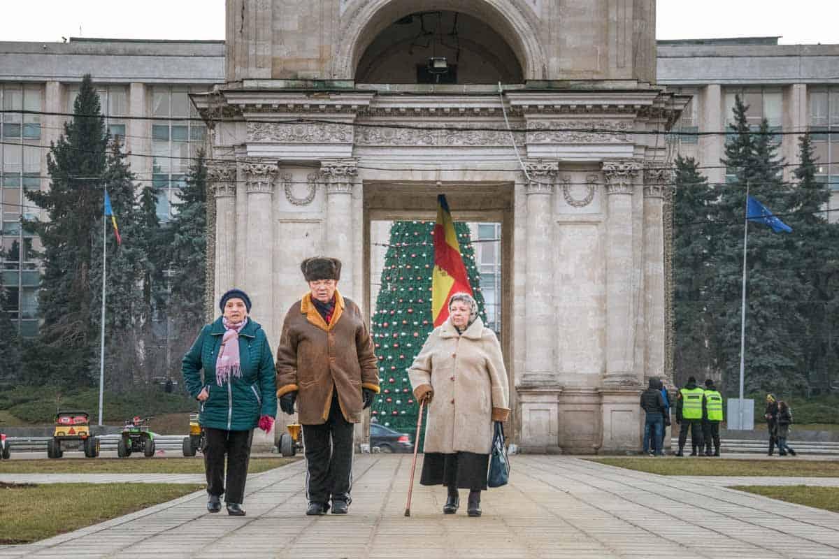 Oplevelser i hovedstaden Chisinau - Moldova